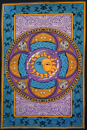 Celtic Sun & Moon